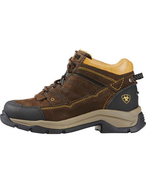 Ariat Women's Java Terrain Pro H20 Boots, Coffee, hi-res