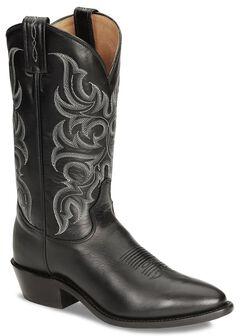 Tony Lama Regal Americana Boots - Medium Toe, , hi-res