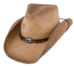 Charlie 1 Horse Great Divide Straw Cowgirl Hat, , hi-res