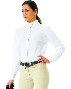 Ovation Women's LDS Long Sleeve Tech Show Shirt, , hi-res