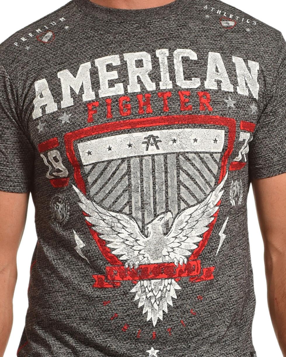 American Fighter Men's Grey Clearmont Artisan Tee , , hi-res