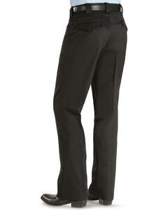 Circle S Men's Black Tuxedo Pants , Black, hi-res