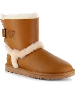 UGG® Women's Airehart Casual Boots, Brown, hi-res