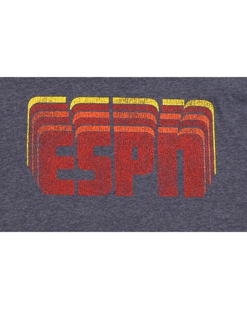 Original Retro Brand Men's ESPN Tee, Navy, hi-res
