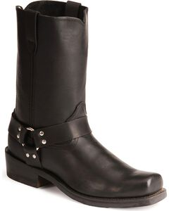 Durango Harness Cowboy Boots - Square Toe, , hi-res
