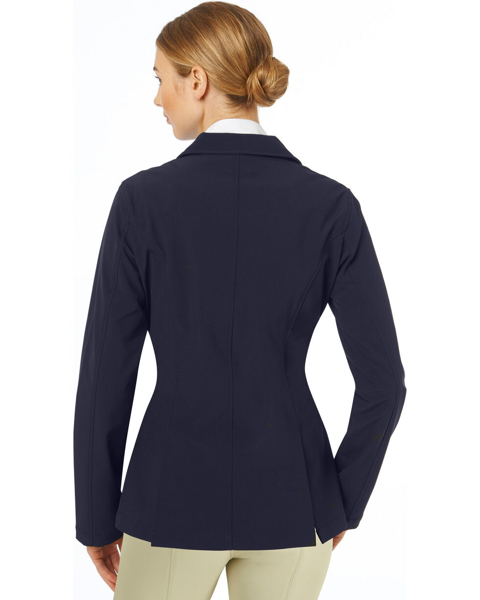 Ovation Women's Rio Show Coat, Navy, hi-res