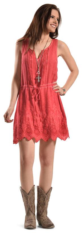 Black Swan Elodie Dress, Red, hi-res