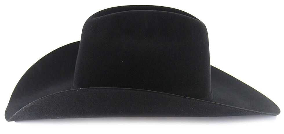 Cody James 10X Black Fur Felt Hat, Black, hi-res