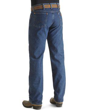 "Wrangler Jeans - 13MWZ Original Fit Premium Wash - 38-40"" Tall Inseam, Stonewash, hi-res"