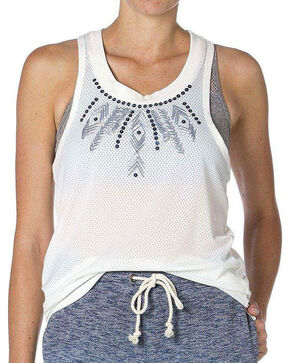 Miss Me Women's Blaze a Trail Active Tank, Multi, hi-res