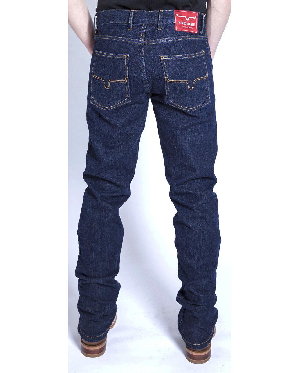 Kimes Ranch Men's Wayne Jeans - Straight Leg , Indigo, hi-res