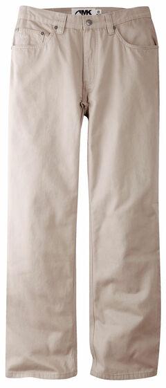 Mountain Khakis Men's Canyon Twill Classic Fit Pants, Slate, hi-res