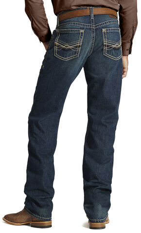 Ariat M3 Dillon Loose Fit Jeans - Straight Leg, Denim, hi-res