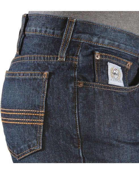 Cinch Silver Label Dark Wash Jeans - Big & Tall, Dark Stone, hi-res