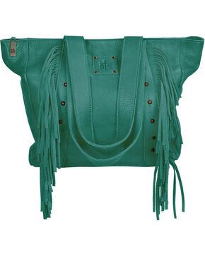 STS Ranchwear Jade Annie Oakley Tote , Green, hi-res