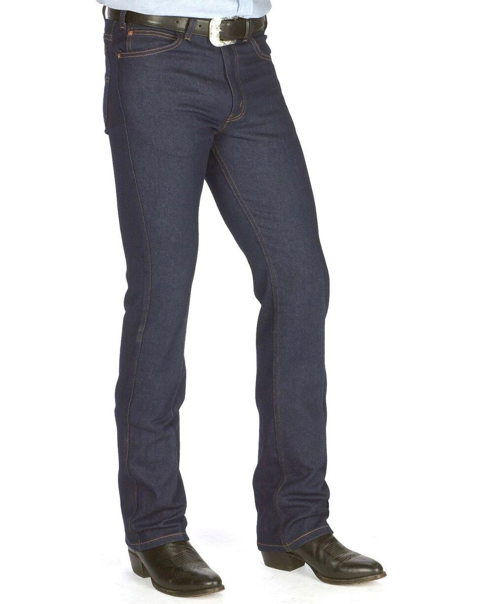 """Levi's Men's 517 Boot Cut Jeans - 44"""" Waist, Indigo, hi-res"""