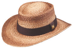 Peter Grimm Anklam Straw Hat, Brown, hi-res