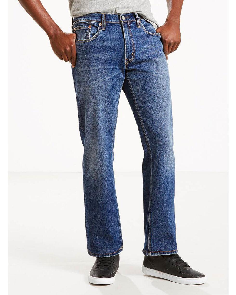 Levi's Men's 559 Bebop Relaxed Fit Jeans - Straight Leg, Indigo, hi-res