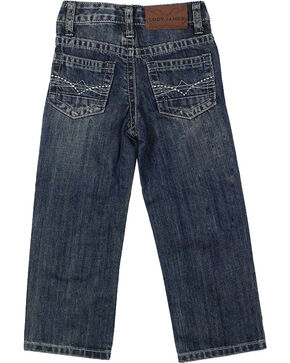 Cody James Boys' Dusty Trail Jeans - Boot Cut, Blue, hi-res