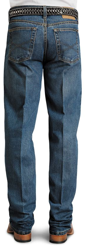 Stetson Standard Relaxed Fit Jeans - Straight Leg, Stonewash, hi-res