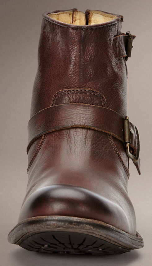 Frye Tyler Engineer Boots, Dark Brown, hi-res