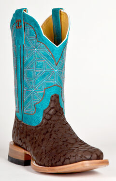 Cinch Edge Men's CEM Leather Western Boots - Square Toe, , hi-res