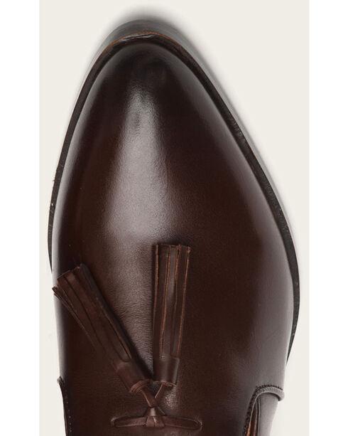 Frye Women's Erica Venetian Dark Brown Shoes - Pointed Toe , Dark Brown, hi-res