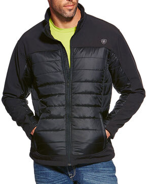 Ariat Men's Blast Jacket, Black, hi-res