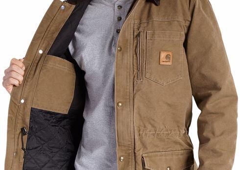 Carhartt Men's Canyon Ranch Coat, Brown, hi-res
