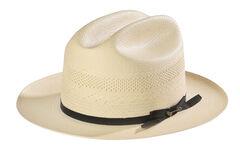 Stetson Men's Tan Open Road Hat, , hi-res