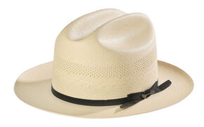 Stetson Men's Tan Open Road Hat, , hi-res