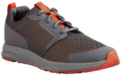 Ariat Men's Grey Fuse Shoes, , hi-res