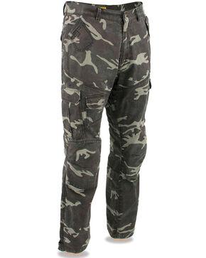 "Milwaukee Performance Men's 34"" Aramid Reinforced Camo Cargo Jeans - Big, Camouflage, hi-res"