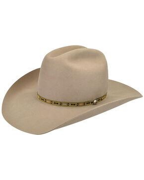 Bailey Men's Tan Bridger 3X Wool Felt Cowboy Hat, Tan, hi-res