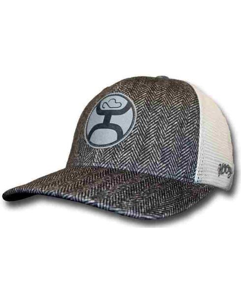 Hooey Men's Grey Breeze Mesh Baseball Cap , Grey, hi-res