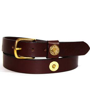 SouthLife Supple Men's Duke Total Shot Belt, Chocolate, hi-res