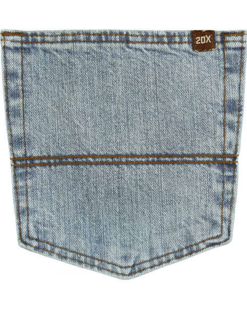 Wrangler 20X Jeans - No. 33 Extreme Relaxed Fit, Blue Frost, hi-res