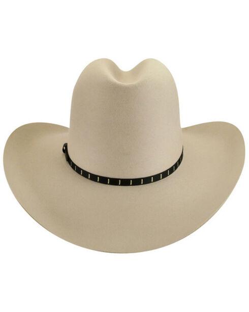 Bailey Men's Elbridge 3X Premium Wool Felt Cowboy Hat, Silverbelly, hi-res