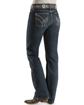"Wrangler Jeans - Q-Baby Ultimate Riding - 32"" & 34"", Denim, hi-res"