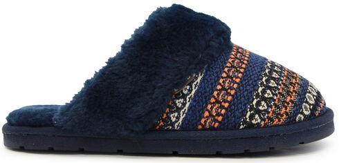 Lamo Footwear Women's Juarez Scuff Slippers, Blue, hi-res