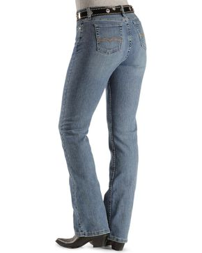 Wrangler Women's As Real As Classic Fit Jeans , Denim, hi-res