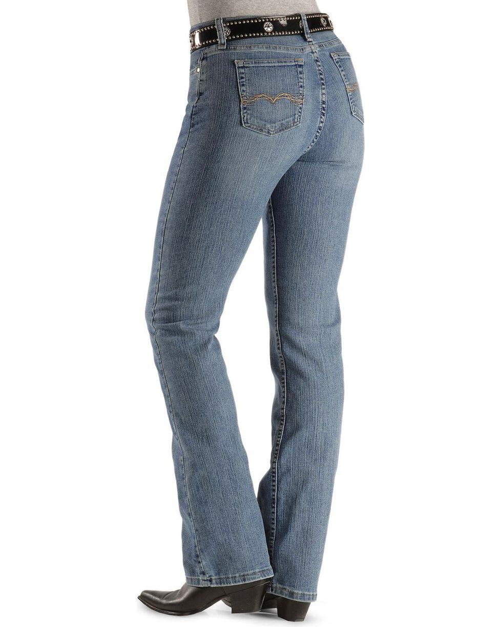 Wrangler Women's As Real As Classic Fit Jeans , Denim, hi-res