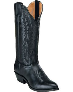 Boulet Cowgirl Boots - Medium Toe, , hi-res