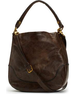 Frye Women's Melissa Whipstich Hobo Bag , Slate, hi-res
