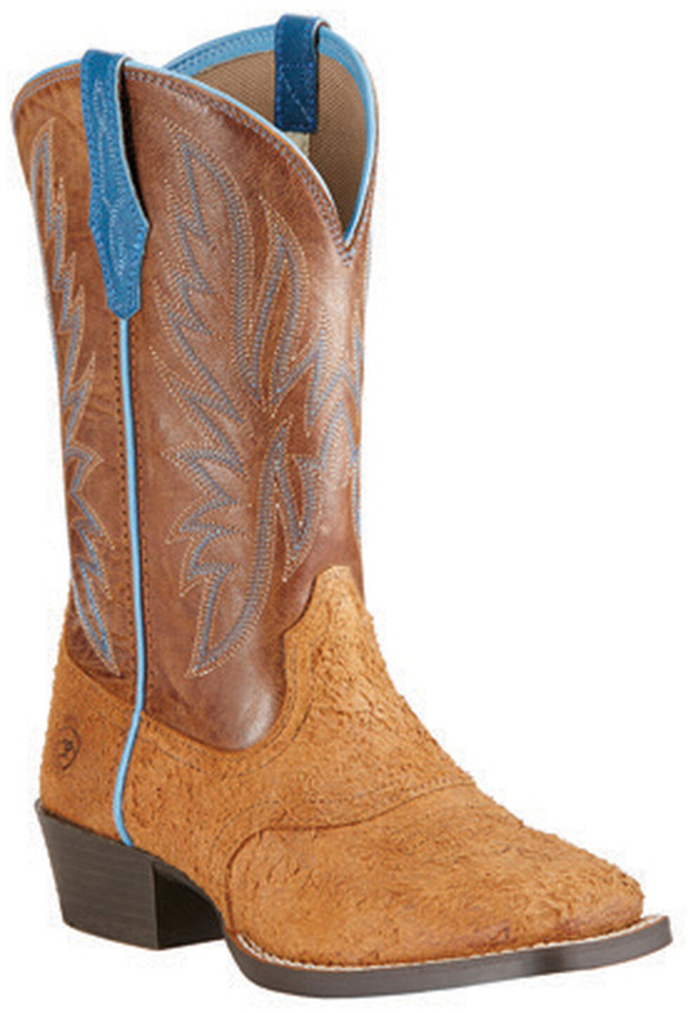 Ariat Youth Boys' Outrider Cowboy Boots - Square Toe, , hi-res