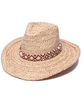 ále by Alessandra Women's Destin Hat , Natural, hi-res