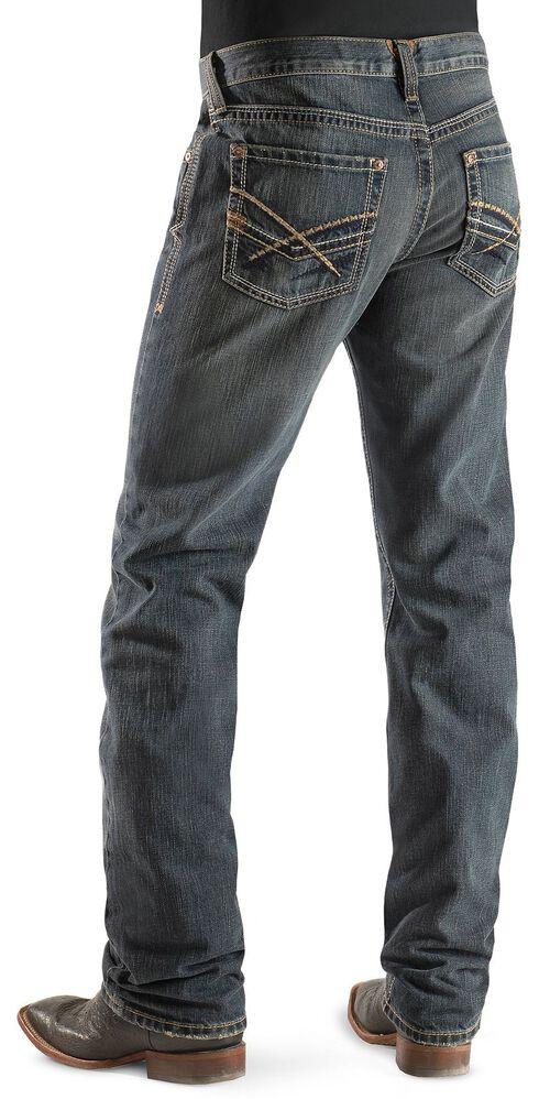 Ariat M5 Arrowhead Deadrun Wash Jeans, Denim, hi-res