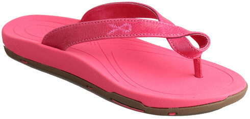 """Twisted X Women's """"Tough Enough to Wear Pink"""" Sandals , , hi-res"""