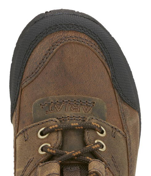 Ariat Boys' Terrain Lace-Up Boots, Brown, hi-res