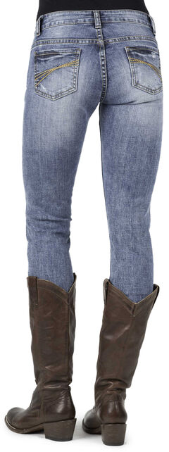 Stetson 503 Pixie Stix Fit Jeans, Denim, hi-res